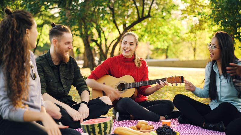 duurzaam picknicken