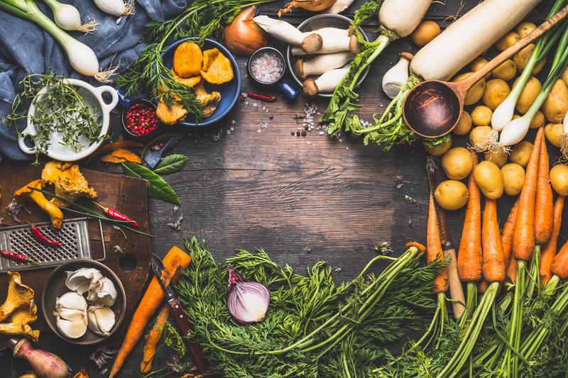 voordelen van een vegetarisch dieet