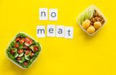 Vleesvervangers uit de supermarkt
