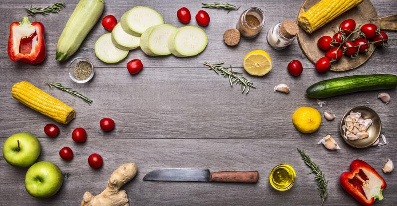 koken met schillen
